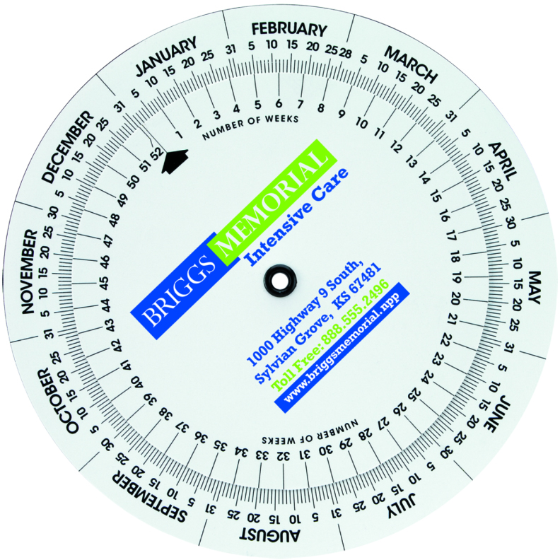 check out our new rotating planning calendar